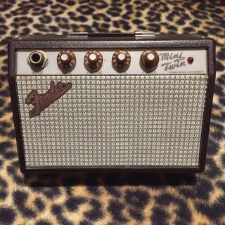 フェンダー(Fender)のFENDER MINI TWIN AMP(ギターアンプ)