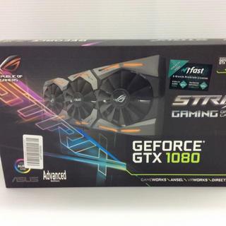 エイスース(ASUS)のASUS Strix Gaming Geforce GTX1080 グラボ(PC周辺機器)