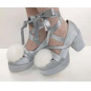 スワンキス(Swankiss)のswankiss バレエシューズ 靴(バレエシューズ)