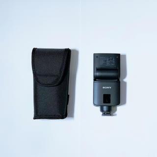 ソニー(SONY)のみーさん様専用 ソニー SONY フラッシュ HVL-F32M(ストロボ/照明)