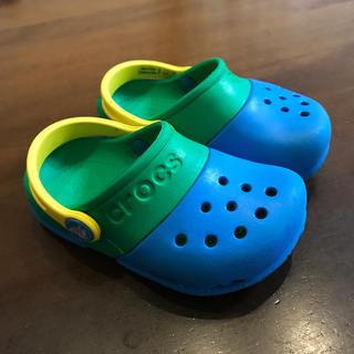 クロックス(crocs)のクロックス C7 サンダル(サンダル)