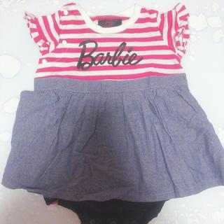 バービー(Barbie)のロンパース(ロンパース)
