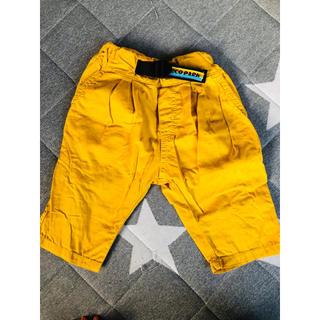 シマムラ(しまむら)のkids 黄色パンツ(パンツ)