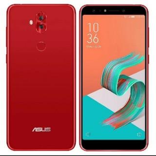 エイスース(ASUS)のzenfone 5Q red 国内版 zc600kl(スマートフォン本体)
