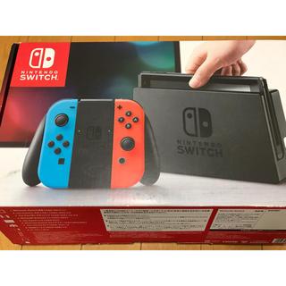 Nintendo Switch - switch 任天堂 本体