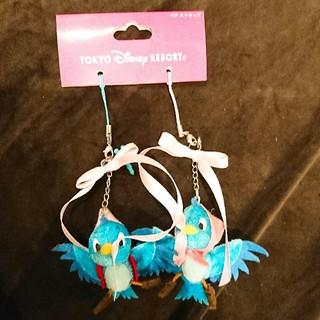 Disney - シンデレラ 青い鳥 ペアストラップ