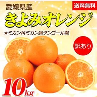 ちるる◯o。さま専用。農家直送‼️訳あり家庭用きよみオレンジ10kg+10kg(フルーツ)