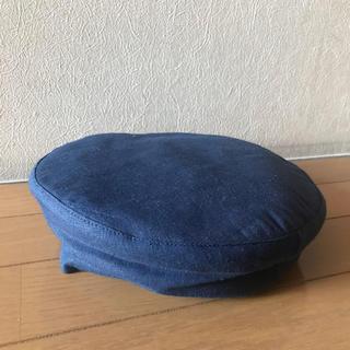 トゥモローランド(TOMORROWLAND)のハンチング帽★トゥモローランド(ハンチング/ベレー帽)