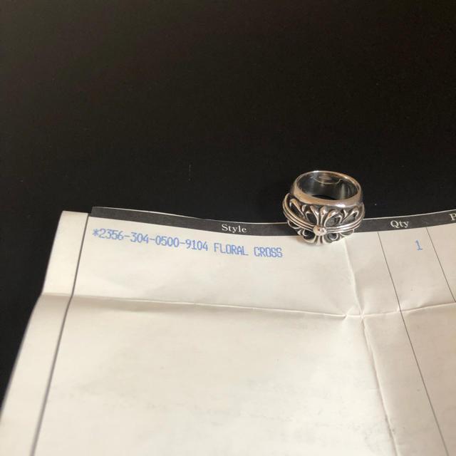 Chrome Hearts(クロムハーツ)のクロムハーツ【オコゼ様専用】 メンズのアクセサリー(リング(指輪))の商品写真