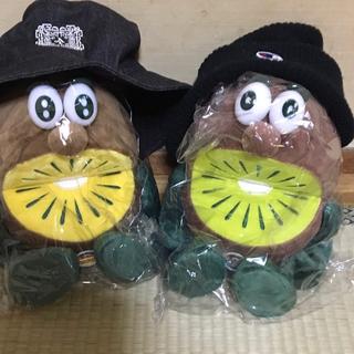 ゼスプリ ぬいぐるみ 中サイズ セット 非売品オマケ付(ぬいぐるみ)