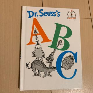 Dr.Seuss ABC 英語の本