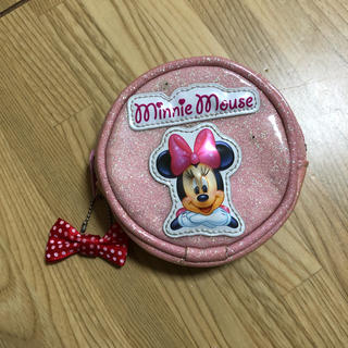 ディズニー(Disney)のミニー ミニポーチ(その他)