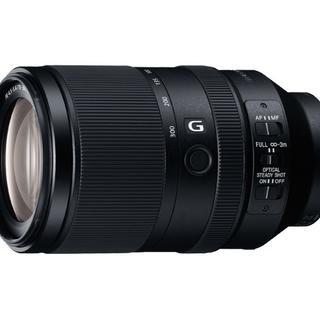 SONY - 【新品】デジタル一眼カメラα[Eマウント]用レンズ SEL70300G