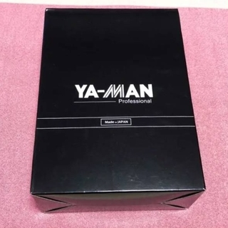 ヤーマン(YA-MAN)の新品 ヤーマン 美容器 プラチナホワイトRF for Salon HRF-11B(フェイスケア/美顔器)