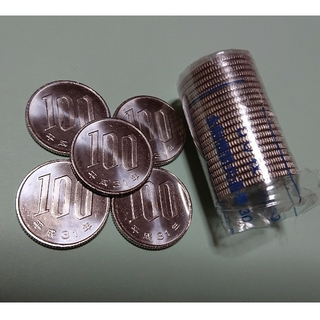★平成記念★平成31年 100円硬貨 5枚セット