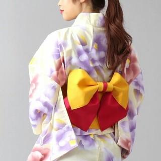 【新品】浴衣3点セット!!(浴衣)