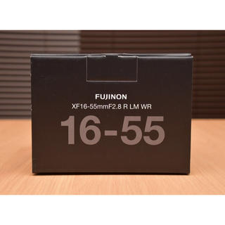富士フイルム - 新品 FUJIFILM フジノン XF16-55mm F2.8 R LM WR