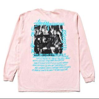 ステューシー(STUSSY)のunion stussy ロンt Lサイズ(Tシャツ/カットソー(七分/長袖))