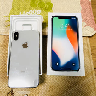 Apple - Iphone X CIMロック解除済み