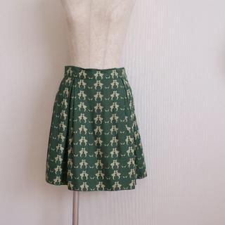 ジェーンマープル(JaneMarple)の追加画像 janemarple ゴールデングース スカート(ミニスカート)