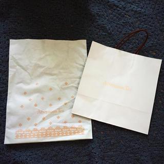 アフタヌーンティー(AfternoonTea)のアフタヌーンティー★ショップ袋セット(ショップ袋)