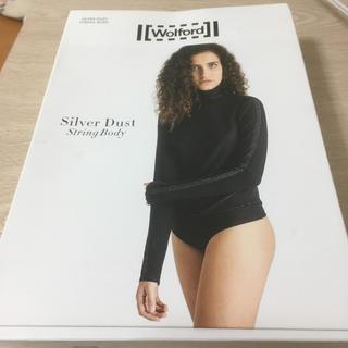 ウォルフォード(Wolford)のwolford silver dust string body ボディースーツ(その他)