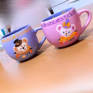 ディズニー(Disney)のディズニー ダッフィー シェリーメイ ハロウィン マグカップ(グラス/カップ)