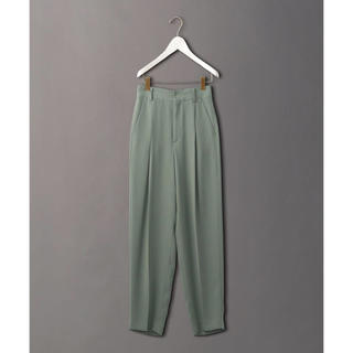 BEAUTY&YOUTH UNITED ARROWS - 人気完売品 6 ROKU 4/27まで限定値下げ GEORGETTE PANTS