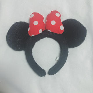 ディズニー(Disney)のカチューシャ♡ミニー(カチューシャ)