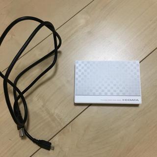 アイオーデータ(IODATA)のiodata 外付けHDD 1TB(PC周辺機器)