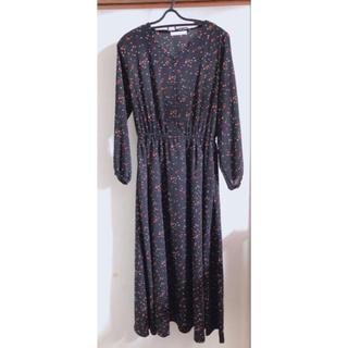 ショコラフィネローブ(chocol raffine robe)のマキシ丈ワンピース(ロングワンピース/マキシワンピース)