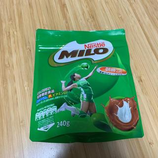 ネスレ(Nestle)のNestle MILO(茶)