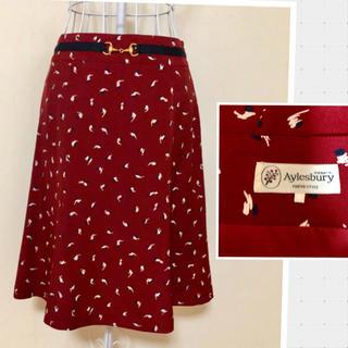 アリスバーリー(Aylesbury)のアリスバーリー スカート サイズ7(ひざ丈スカート)