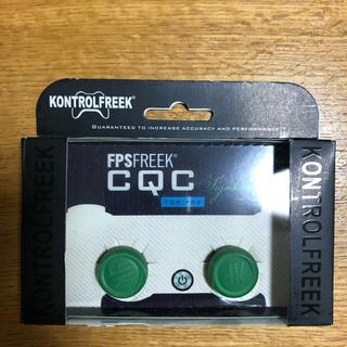 プレイステーション4(PlayStation4)のFPSフリーク CQC SIGNATURE 新品未使用 並行輸入品(その他)