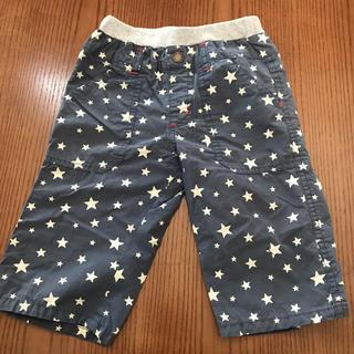 シマムラ(しまむら)の星柄 半ズボン 110cm(パンツ/スパッツ)
