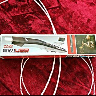 AKAI Professional EWI USB DTM ウインドシンセ 中古