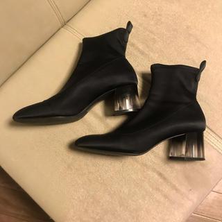 ザラ(ZARA)のStradivarius ショートブーツ(ブーツ)