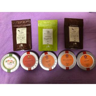 ルピシア(LUPICIA)のLUPICIA ティーセット詰め合わせ(8個)(茶)