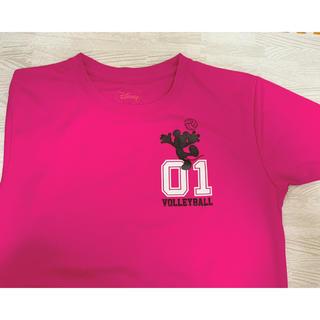 ディズニー(Disney)のバレーTシャツ(バレーボール)