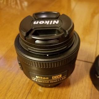Nikon - Nikon 35mm f1.8 単焦点レンズ
