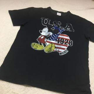 ディズニー(Disney)のディズニー Tシャツ(Tシャツ/カットソー(半袖/袖なし))