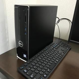 デル(DELL)のDELL デスクトップ パソコン スリムタワー inspiron 3470(デスクトップ型PC)