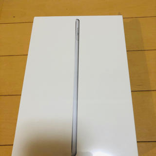 アイパッド(iPad)の【新品】Apple ipad mini 5 Wifi版 64GB シルバー(タブレット)