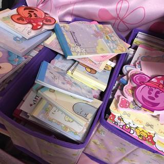 ディズニー(Disney)のキャラクター バラメモ 違う柄 200枚(ノート/メモ帳/ふせん)