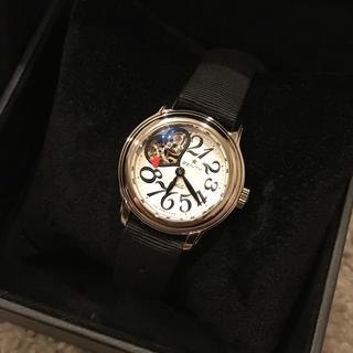 ゼニス(ZENITH)の美品 ゼニス クロノマスター オープンハートレディース 自動巻き zenith(腕時計)