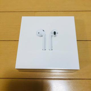 アップル(Apple)の【新品】新型Airpods MV7N2J/A(ヘッドフォン/イヤフォン)