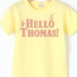プティマイン(petit main)のプティマイン トーマス 90 新品 半袖(Tシャツ/カットソー)