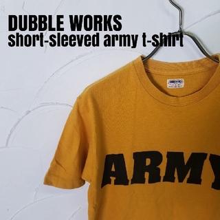 ダブルワークス(DUBBLE WORKS)のDOUBBLE WORKS/ダブルワークス 半袖 ARMY Tシャツ(Tシャツ/カットソー(半袖/袖なし))
