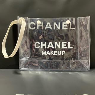シャネル(CHANEL)のシャネル  chanel ノベルティー  化粧 ポーチ(ノベルティグッズ)