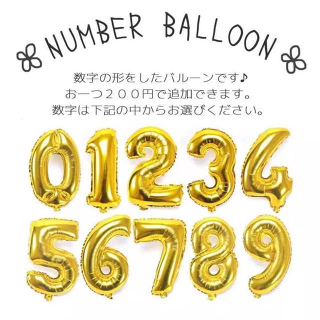 ミッキーミニーの誕生日バルーンセット♡文字カラー変更可♡送料無料 エンタメ/ホビーのおもちゃ/ぬいぐるみ(キャラクターグッズ)の商品写真